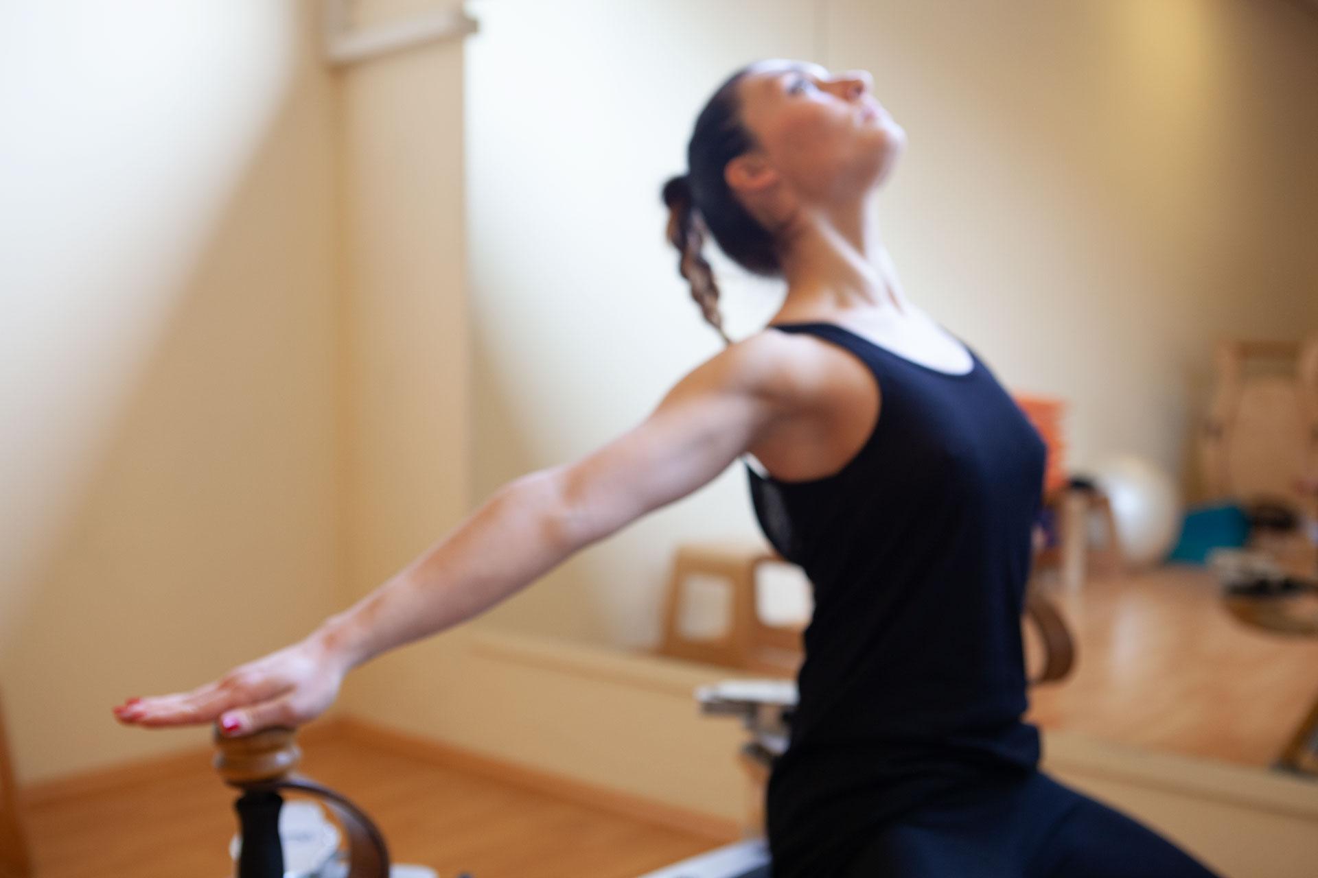 pilates reggio-emilia, gyrotonic, pancafit